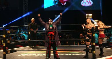 """Despide el mes patrio con """"Lucha Libre a la Mexicana"""""""