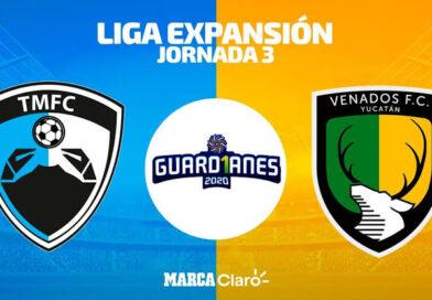 VENADOS F.C. SE ENCARA ANTE TMFC EN LA JORNADA 8