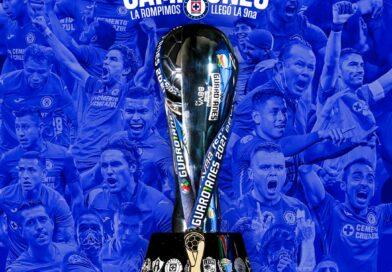 Cruz Azul campeón de la Liga MX