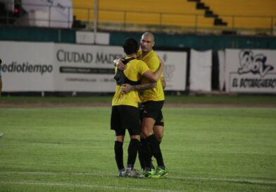Partido amistoso entre Venados FC y Cancún