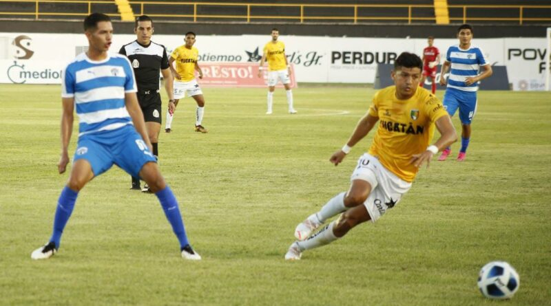 Sangre yucateca suma puntos en casa (VENADOS FC)